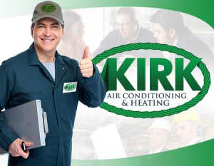 Kirk Air Conditioning & Heating specialist