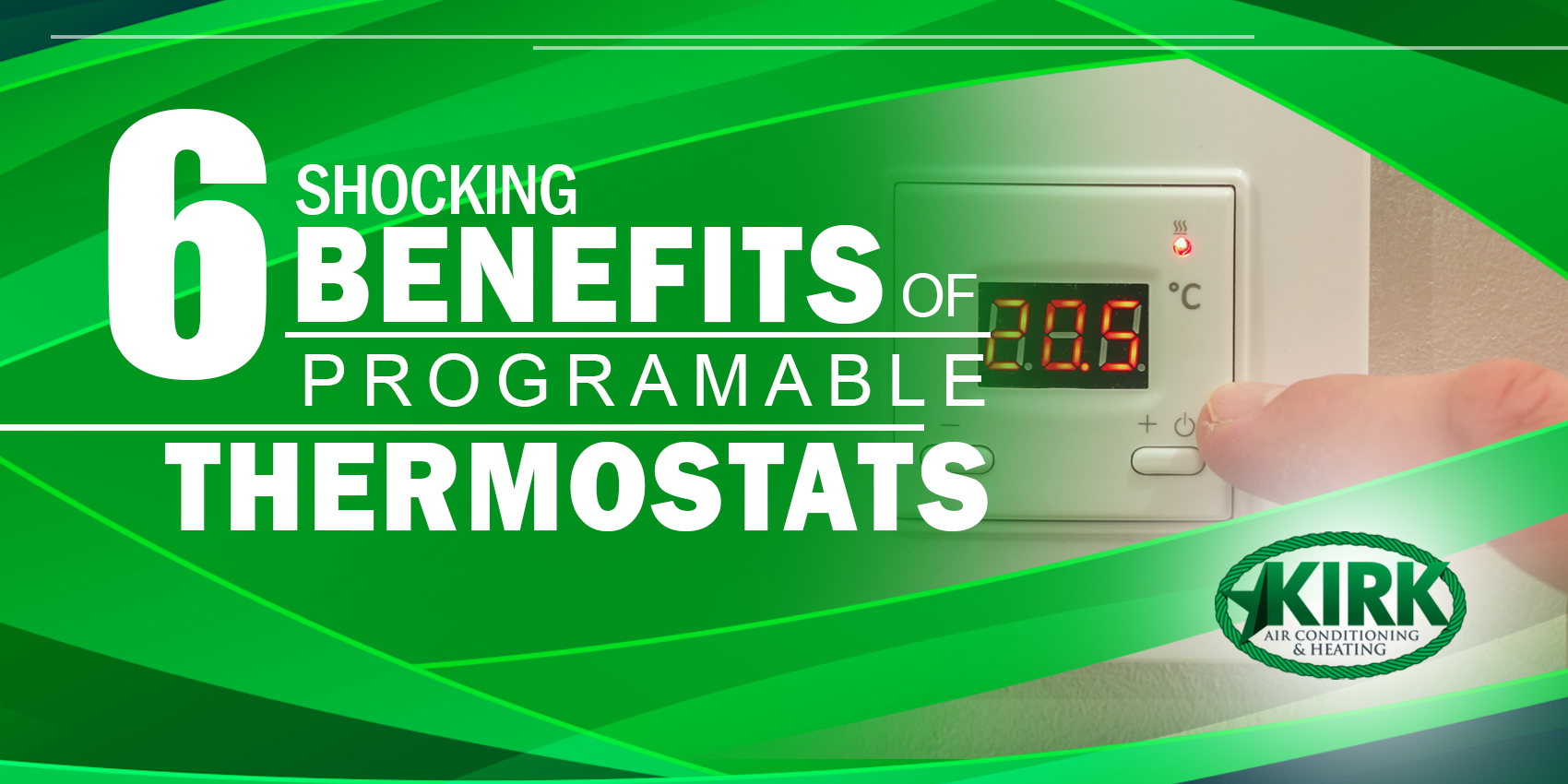 6 Shocking Benefits of Programmable Thermostats